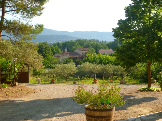 Provence, été 2015